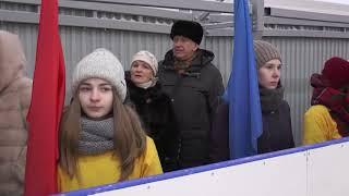В парке «Кировский» состоялась сдача в эксплуатацию спортивной арены «Снежинка»