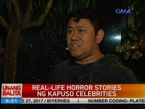 UB: Real-life horror stories ng Kapuso celebrities