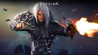 LOST ARK Blaster Skills Gameplay Trailer - 로스트아크 클래스 소개 블래스터