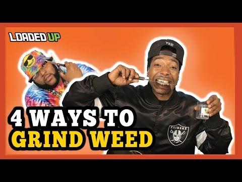 4 Ways To Grind Weed Without A Grinder