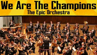 Queen - We Are The Champions | Epic Orchestra