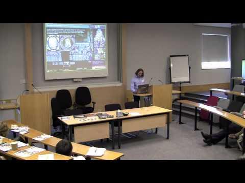 2012 Symposium: Martin Crampin, 'Discovering the visual culture of modern Welsh parish churches'
