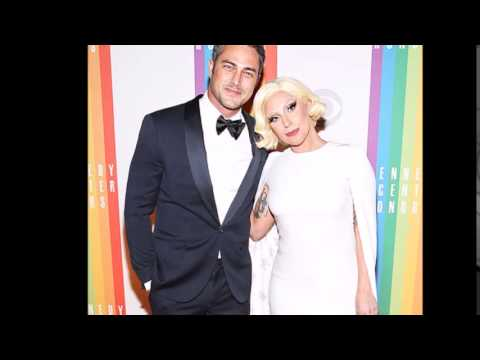 LADY GAGA Is Engaged to