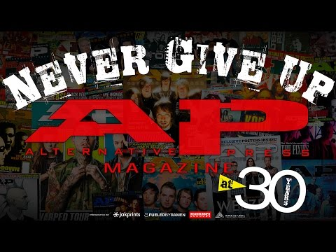 A Brief History of Alternative Press Magazine