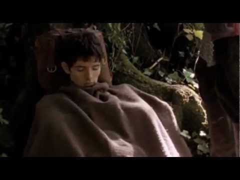 Arthur/Merlin - Warning (funny moments)