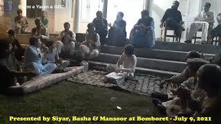 Ishq paida hoi hardi hairan hoi   Mansoor Ali Shabab   Basharat Basha   Bomboret Kalash Valley