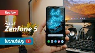 Asus Zenfone 5 - Review Tecnoblog