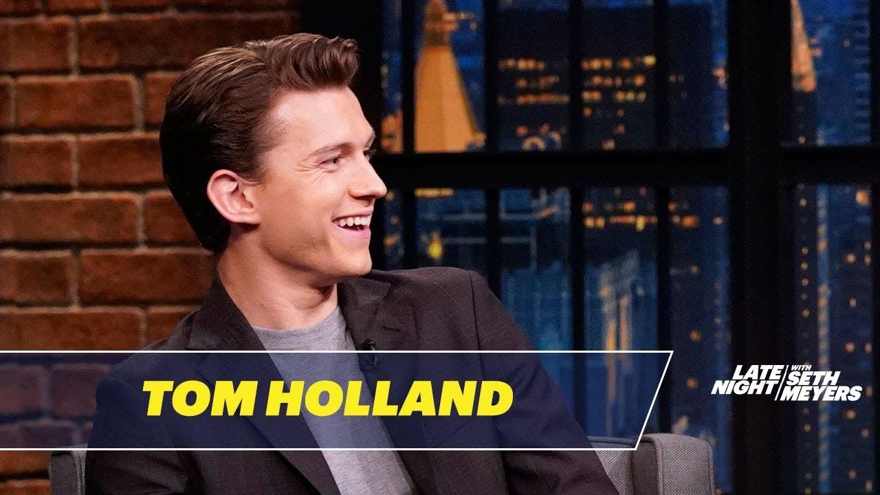 Marvel Stars Tom Holland and Robert Downey Jr.'s Friendship Timeline