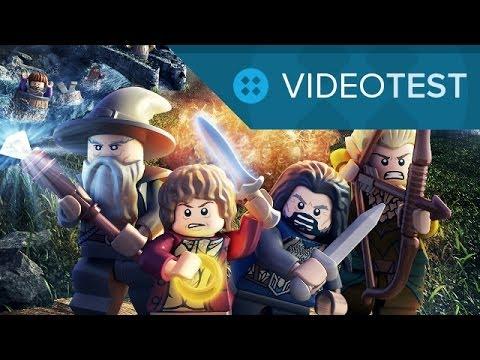 Lego Hobbit : le grand test des petits héros (Vidéo-test)