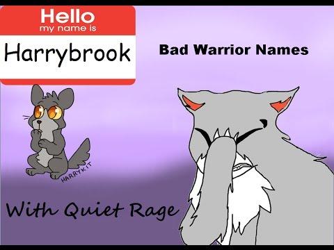 Making Fun Of Bad Warriors Names (SPOILERS)