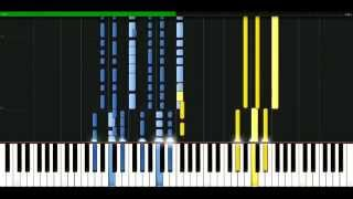 Pink - Please don't leave me [Piano Tutorial] Synthesia   passkeypiano