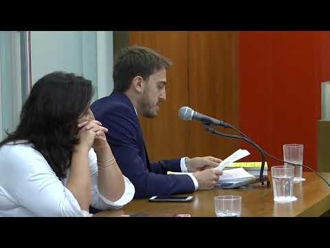 Corcho Rodríguez acordó una probation en el comedor comunitario de Margarita Barrientos