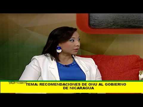 🔴EN VIVO: Recomendaciones De ONU Al Gobierno De Nicaragua
