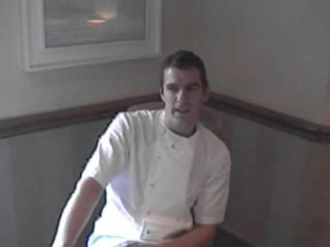 Steven Drake, From Drakes Restaurant Ripley 10 Question Video