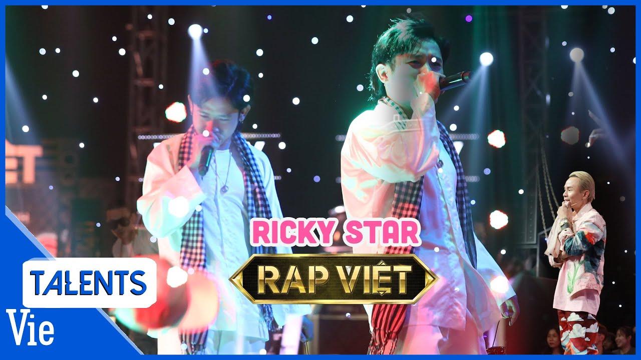 Ricky Star mặc đồ bà ba, rap BẮC KIM THANG đầy ma mị, 4 HLV khẩu chiến không khoan nhượng