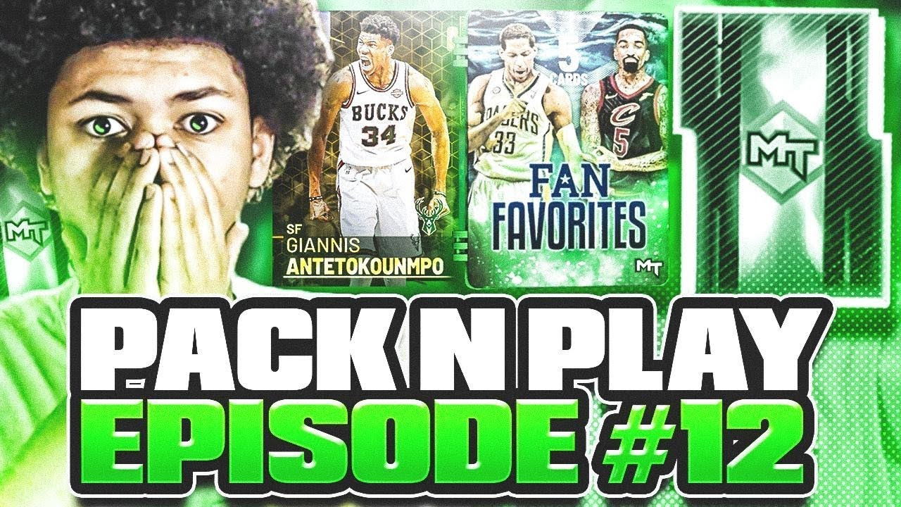 Best Pack N Play 2020 THESE PACKS I OPENED HAVE THE BEST LUCK EVER! PACK N PLAY EPISODE