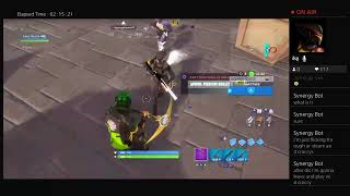 Fortnite Playing with subs ( New skins, and banners )