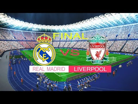Real Madrid vs Liverpool 2018 | FINAL UEFA Champions League