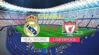 Real madrid vs liverpool 2018 | final uefa champions league (ucl) | olimpiyskiy stadium kiev | pes