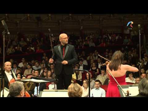 Orchestre National d'Île-de-France, E. Mazzola & A.Margulis @Enescu Festival 2013