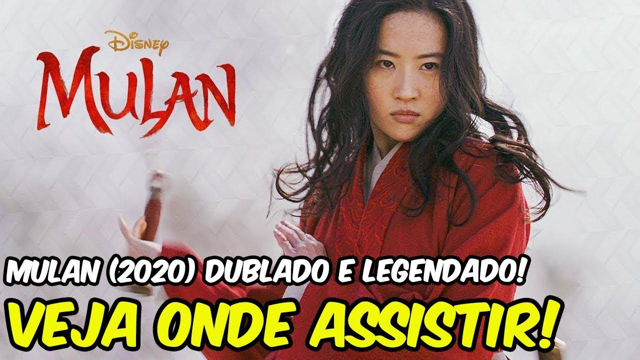 Mulan 2020 Filme Completo Dublado E Legendado Em Hd Veja Onde Assistir Youtube