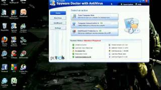 Free Spyware Doctor with Licenses alongwith Key