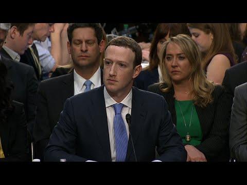 Zuckerberg: Facebook Cooperating in Russia Probe