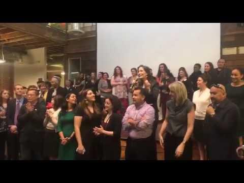 Oakland Mayor Libby Schaaf Thank You Event Livestream