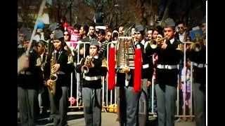 banda LTP Buin himno nacional Buin 2014