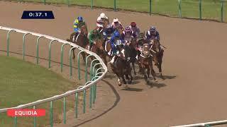 Vidéo de la course PMU PRIX DE LA PISTE RONDE
