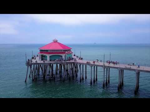 We Are Surf City USA. Huntington Beach, California
