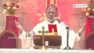 Holy Mass & Word of God @ Our Lady of Lourdes Shrine, Perambur,Chennai,TN,INDIA,26-08-16