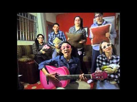 Bruno Mars - The Lazy  Song (Chipmunks version) Making Off 3ºB