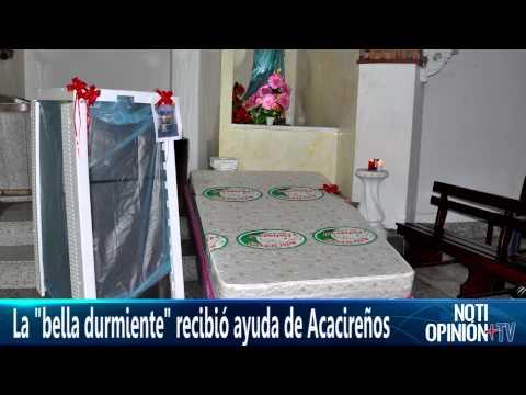 """Sharik, La """"Bella Durmiente"""", Recibió Ayuda De Acacireños"""