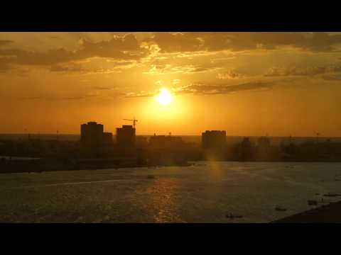 Ras-al-Khaimah sunset