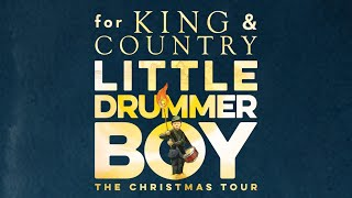 for KING & COUNTRY The Little Drummer Boy Tour // Estero, FL