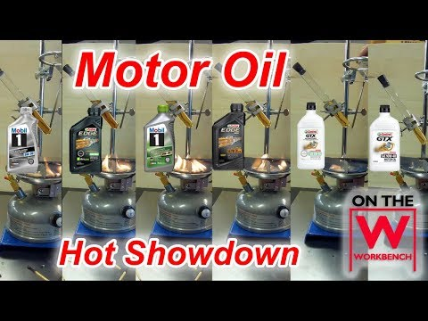 Motor Oil Testing - Hot (Part 2 of 2)