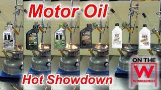 Motor Oil Testing - Hot (Part 2 of 2)