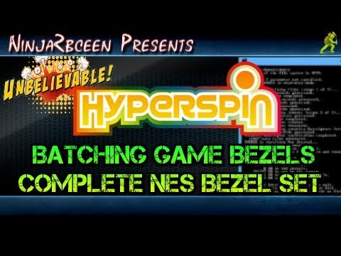 Bezel Project! A custom bezel for every ROM! - Page 2 - Game Media