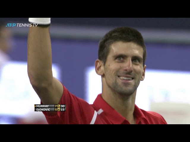 Best Of Djokovic: 32nd Birthday Hot Shots