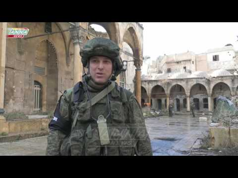 Big reportage about Russian military police in Syria. English subtitle included.