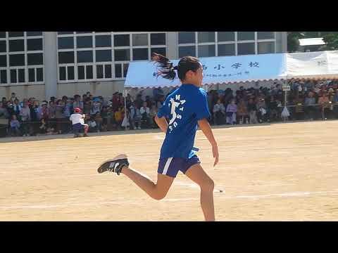 Elementary School Sports Festa in Okinawa Japan  (11 y.o Class)