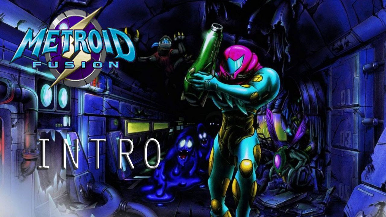 Lets Play Metroid Fusion
