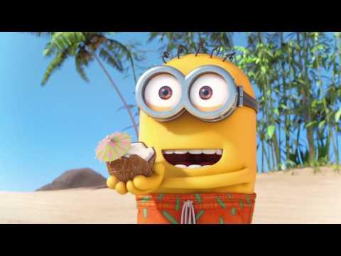 "UTAH ORIGINAL:  ""Minion's Paradise"" created by EA Salt Lake"