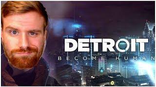 THE END   DETROIT BECOME HUMAN Walkthrough Gameplay Part 3