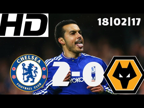 Download Wolves vs Chelsea 0-2 All Goals & Highlights (FA CUP 2017) HD