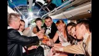 Идеи для свадебных фото - ФОТОСЕССИЯ В ЛИМУЗИНЕ