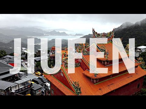 Jiufen 九份 (Taiwan Vlog 2: How To Get To Jiufen From Taipei)