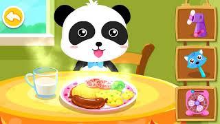 Bayi Panda Aman di Rumah - Babybus | Mat Beng TV Games | GamePaly Android