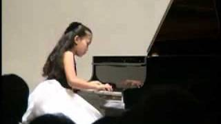 Aimi Kobayashi plays Bach French Suite #5
